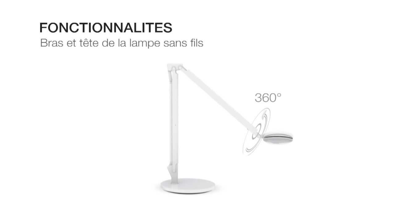 Lampe Dash -- Animation (FR)