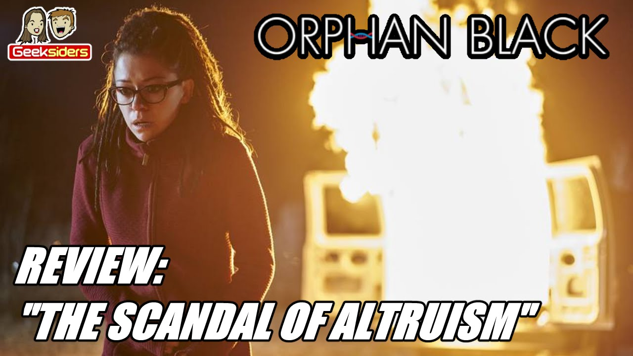 """Download Review: ORPHAN BLACK    Season 4 Episode 6    """"The Scandal of Altruism"""" (SPOILERS!)"""