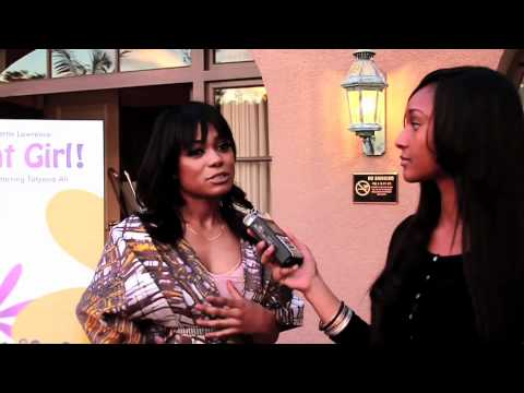 "Tatyana Ali Interview about the TV One show ""Love That Girl"""