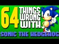 64 Things WRONG With Sonic The Hedgehog