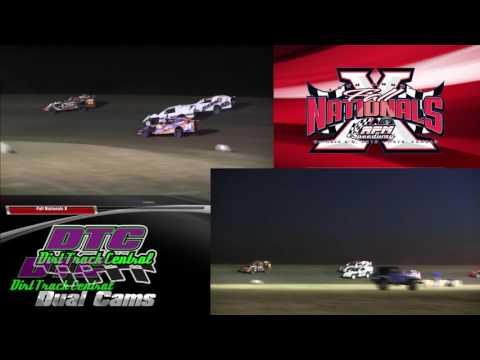IMCA Sport Mod Heats Fall Nationals RPM Speedway 10 7 16