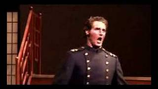 "James Valenti sings""Addio fiorito asil""from Madama Butterfly"