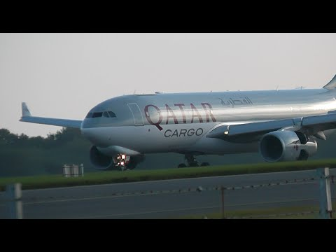 1 HOUR of plane spotting at London Stansted Airport