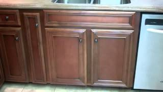 Stone Coat Countertops + Cabinet Re-face