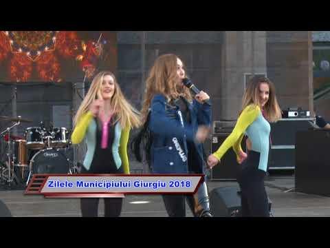 Xonia Live la ZIlele Municipiului Giurgiu 2018