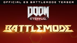 DOOM Eternal –BATTLEMODE Multiplayer Teaser