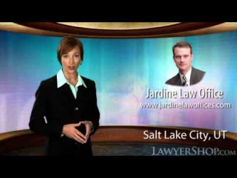 Attorney Joseph Jardine  Criminal Defense and Personal Injury Lawyer in Utah and Idaho