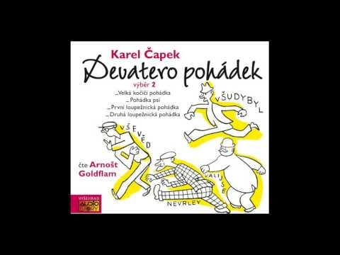 Karel Čapek - Devatero pohádek 2 (Pohádka, Mluvené slovo, Audioknihy | AudioStory)
