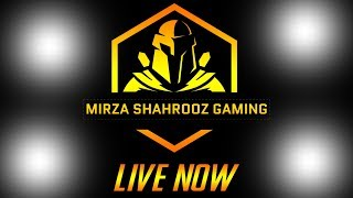 Mirza Shahrooz Gaming is Live Now , Join US . #MSG #PUBG  #UCGiveaways #CustomRooms