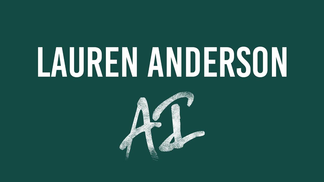 Lauren Anderson by Artist Idents