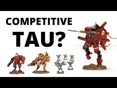 Download Competitive Tau Empire in 9th Edition - Strong Units, Rules and Army Lists