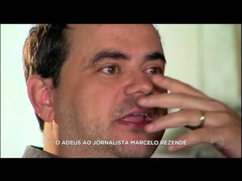 Carioca relembra criação de personagem inspirado em Marcelo Rezende
