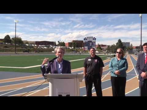SD Mines Vision Fund Request Press Conference