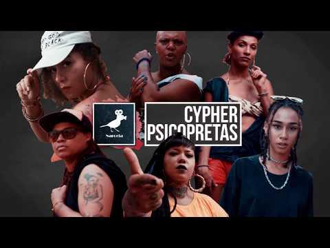 #Referenciana - Confira as linhas da cypher Psicopretas!