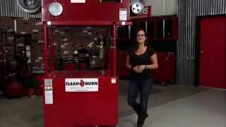 all girls garage 2014 clean burn