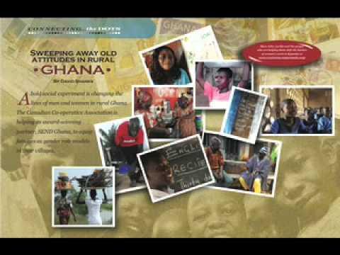Sweeping away old attitudes in rural Ghana