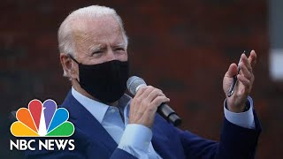 Live: Biden Participates In Roundtable With Veterans | NBC News