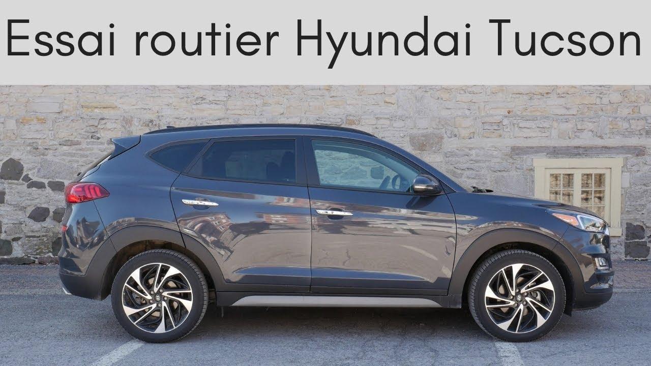 Hyundai Derniers Modèles >> Essai Hyundai Tucson 2019 Meilleure Valeur Dans La Categorie