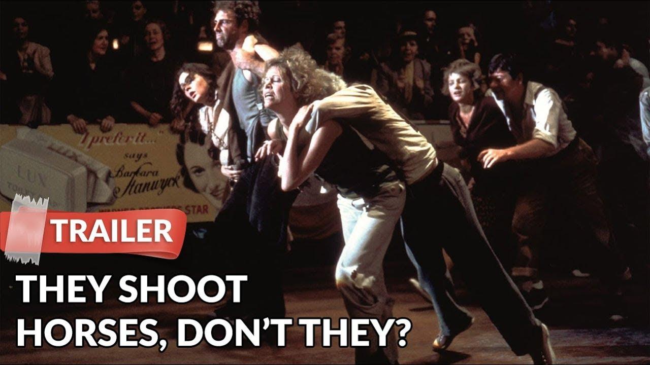 Download They Shoot Horses, Don't They? 1969 Trailer   Jane Fonda   Michael Sarrazin