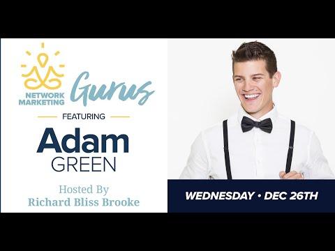 Network Marketing Global Influencer Interview Adam Green