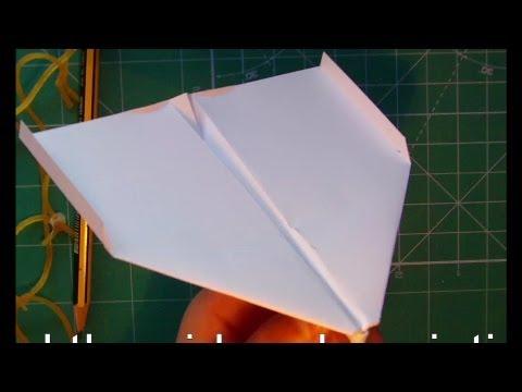 ハート 折り紙 : 紙飛行機 ギネス 折り方 : origami-blog.info