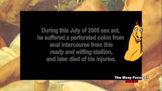 DEATH By Horse Sex - Kenneth Pinyan, USA