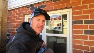 How To Replace a Window on a Brick House
