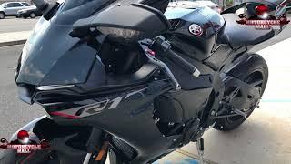 2018 Yamaha R1 | Akrapovic 3/4 System