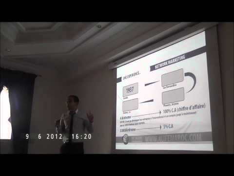 Le Network MArketing  4Life Maroc  Arabe  Abdelmoughit Fassi Fihri