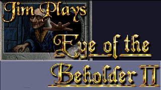 Eye of the Beholder II, Amiga (AGA) - Part 53: Bastards and Basilisks