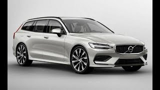 Reason To BUY 2019 Volvo V60 Wagon - Design Technology Features Review