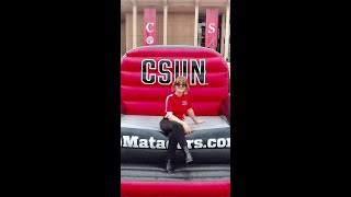 Dr. Soraya Fallah at CSUN's 60th Grand Reunion