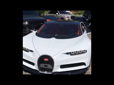 Kylie Jenner - Bought A Brand New Bugatti Chiron - YouTube