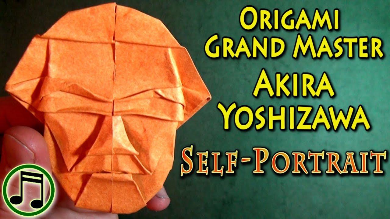 Origami Master Akira Yoshizawa