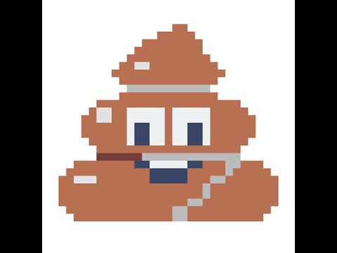 Mon Caca Pixel Art Youtube