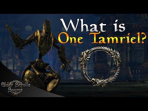 Elder Scrolls Online: One Tamriel Explanation (One Tamriel Update) (Free MMO Addon)