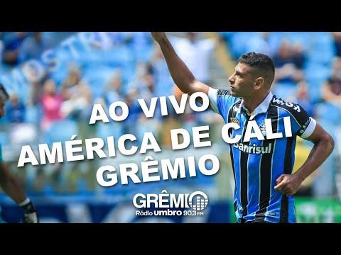 [AO VIVO] América de Cáli x Grêmio (Libertadores 2020) l GrêmioTV