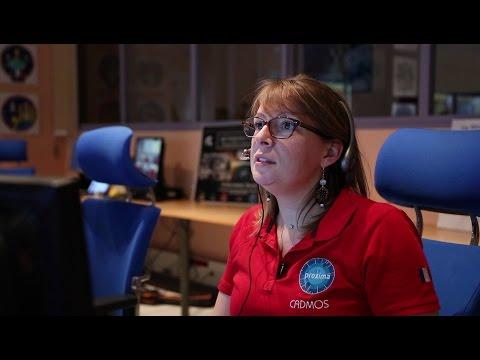 CNES : Cécile Thévenot, l'humain au coeur de l'ISS