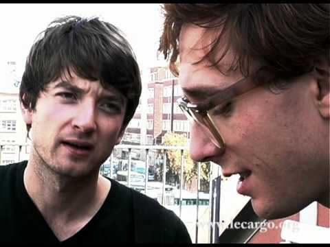 #161 Kings Of Convenience - Mrs Cold (Acoustic Session)