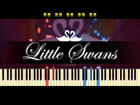 Dance of the Little Swans Piano  TCHAIKOVSKY