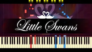 Dance of the Little Swans (Piano) // TCHAIKOVSKY