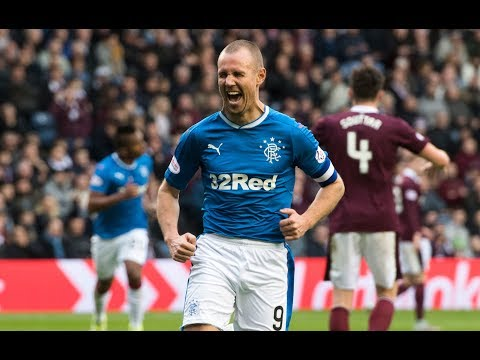 Miller back with a bang as Gers beat Hearts