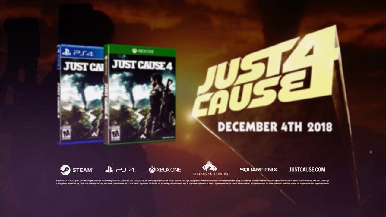 Для Just Cause 4 вышло сразу пять трейлеров — каждый по-своему стильный!