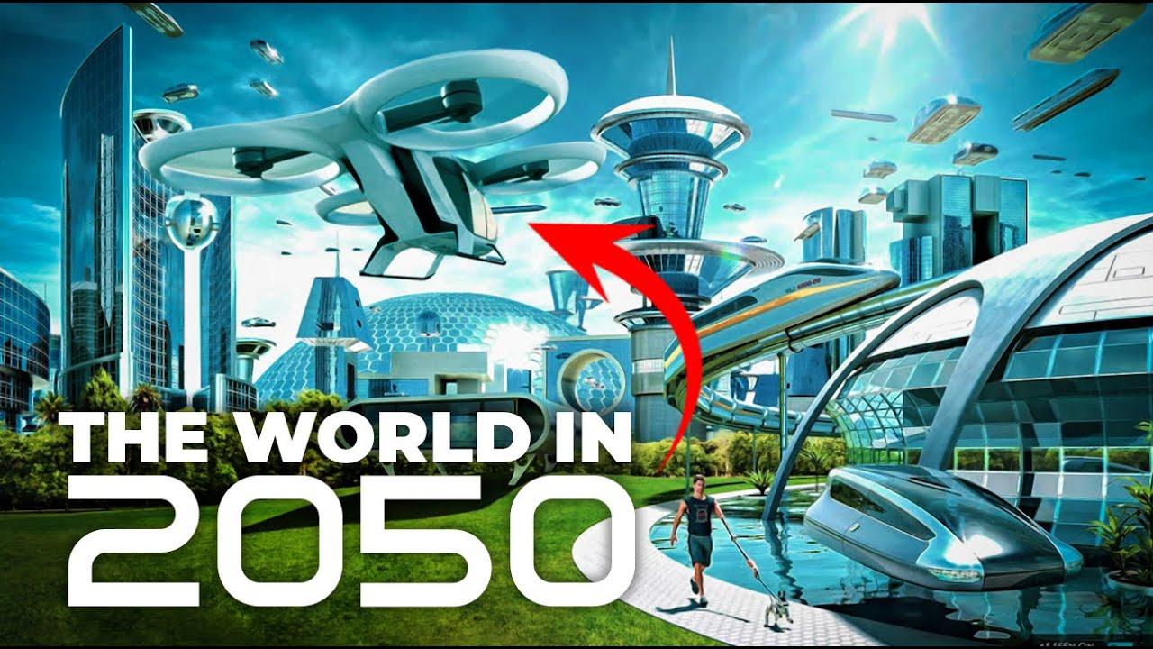 2050 TOP 05 FUTURISTIC TECHNOLOGIES | Future Technology | New Tech Gadgets