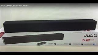 Vizio SB2920C6 Soundbar Review
