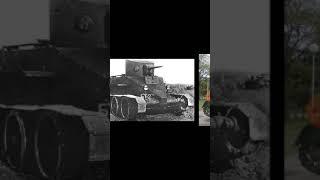 Лёгкие танки Второй Мировой войны обзор