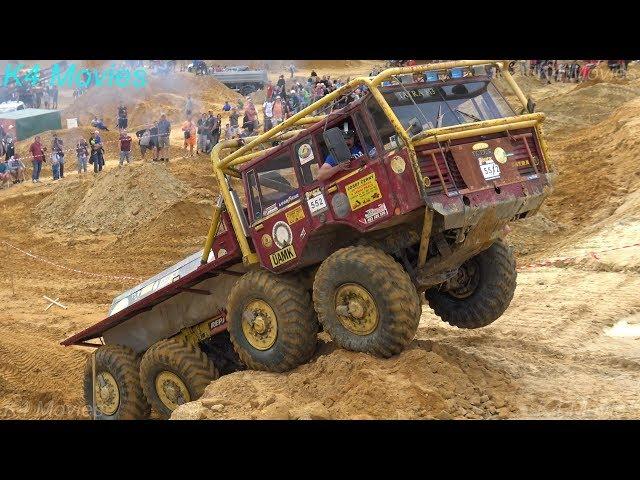 8X8 Truck in Truck Trial   Kunstat 2017   participant No. 552
