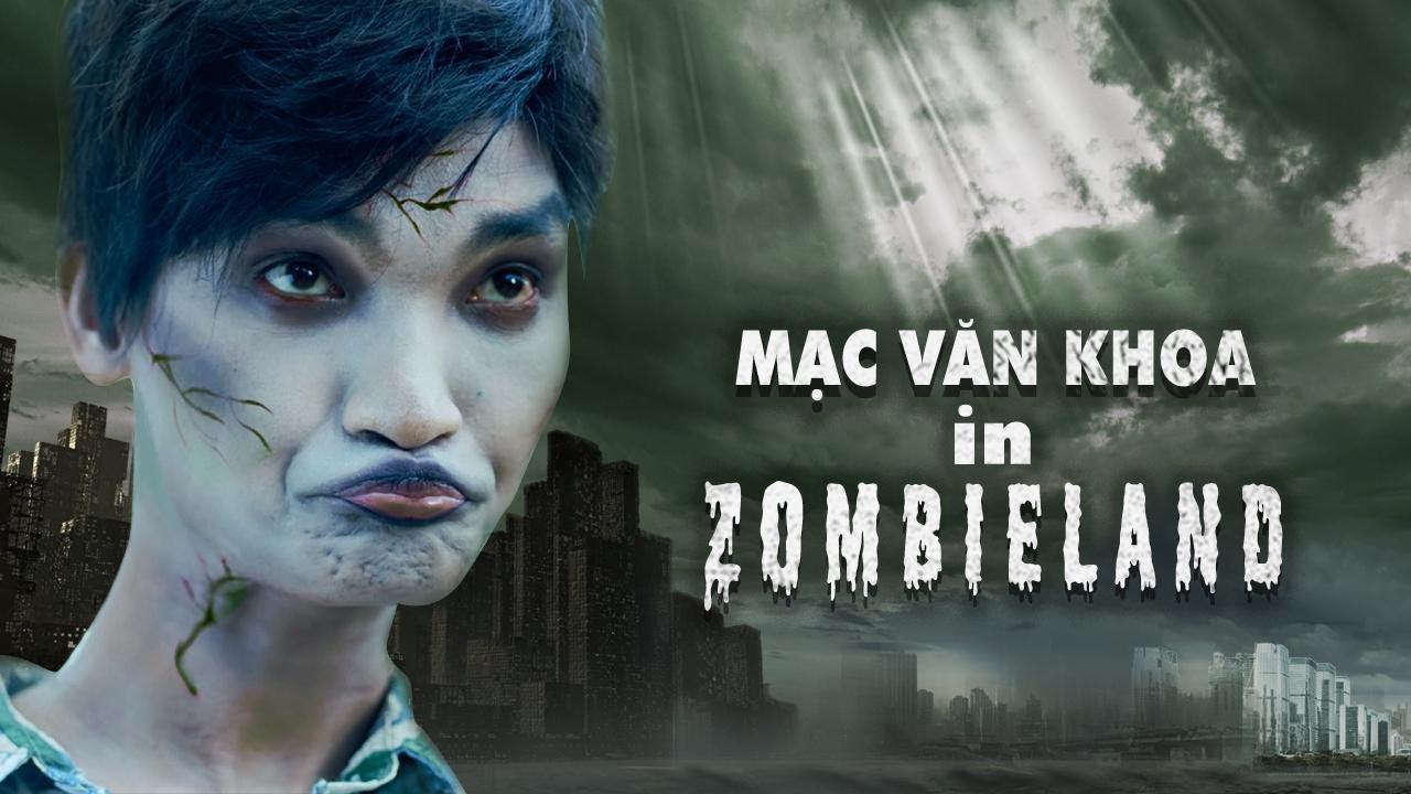 Mạc Văn Khoa cùng OTiV chống lại zombie (Ngoại truyện)