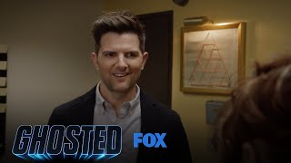 Max's Parents Ask For A Tour Of The Bureau | Season 1 Ep. 13 | GHOSTED