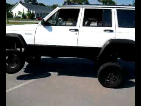 Jeep Grand Wagoneer >> lowrider jeep - YouTube